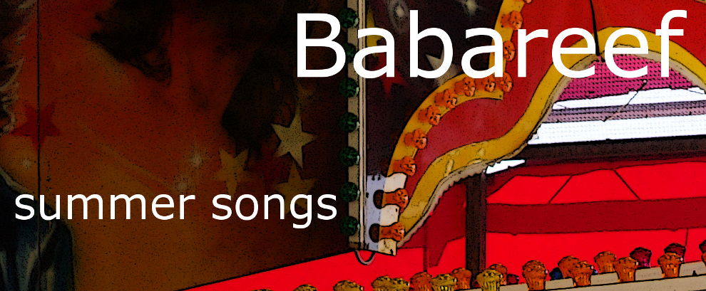 Babareef - Summer Songs Album Cover